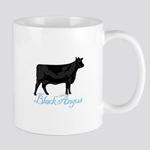 Black Angus Mugs