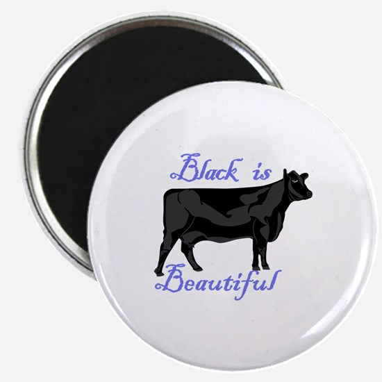 Black Is Beautiful Magnets