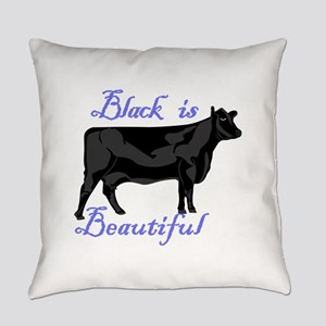 Black Is Beautiful Everyday Pillow