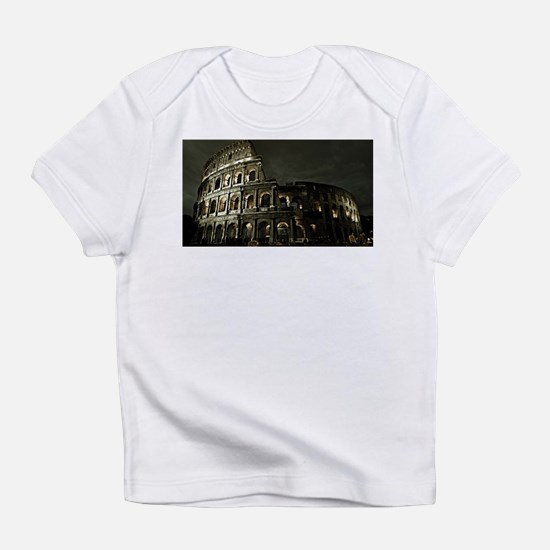 Coliseum At Night Infant T-Shirt