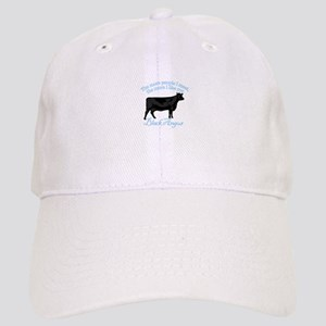Black Angus Baseball Cap