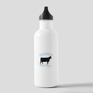 Black Angus Water Bottle