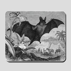 Vampire Bat Mousepad