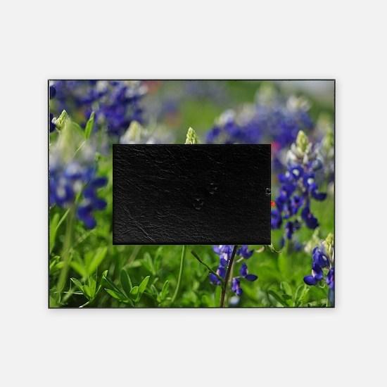 Wildflower Design Picture Frame