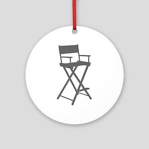 movies film 110-Sev gray Ornament (Round)