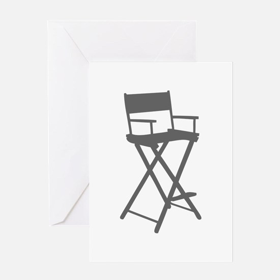 movies film 110-Sev gray Greeting Cards