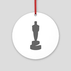 movies film 111-Sev gray Ornament (Round)
