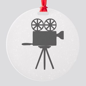 movies film 113-Sev gray Ornament