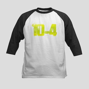 10-4 Kids Baseball Tee