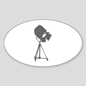 movies film 114-Sev gray Sticker