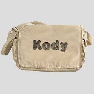 Kody Wolf Messenger Bag