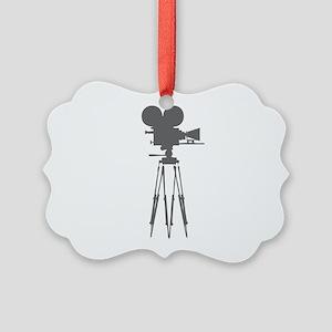 movies film 116-Sev gray Ornament