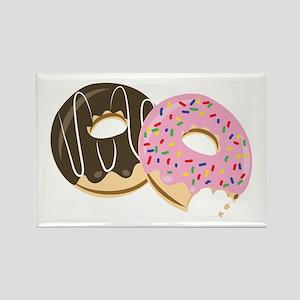 Donut Food Magnets