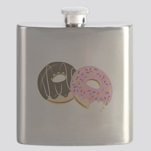 Donut Food Flask