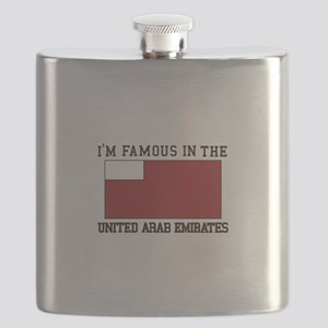 I'm famous in the united arab emirates Flask
