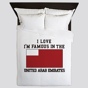i love I'm famous in the united arab emirates Quee