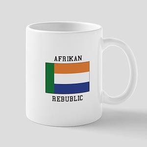 Afrikaner Rebublic Mugs