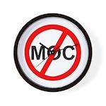 Anti-MOC Wall Clock