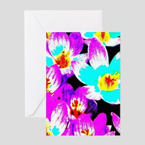 A Splash Of Spring Greeting Cards