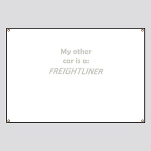 My other car is a Freightliner.png Banner
