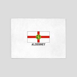 Alderney 5'x7'Area Rug