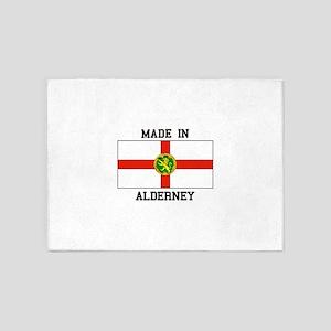 Made In Alderney 5'x7'Area Rug