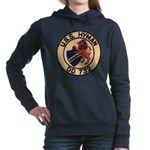 USS HYMAN Women's Hooded Sweatshirt