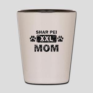 Shar Pei Mom Shot Glass