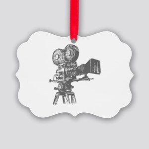 movies film 76-Sev gray Ornament