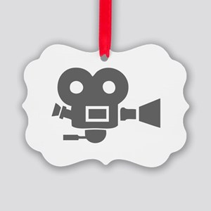 movies film 83-Sev gray Ornament