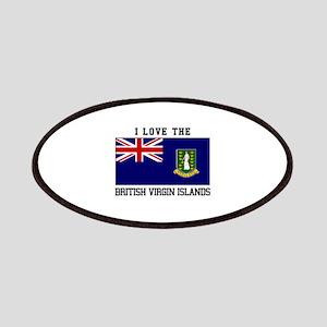 I love the British Virgin Islands Patch
