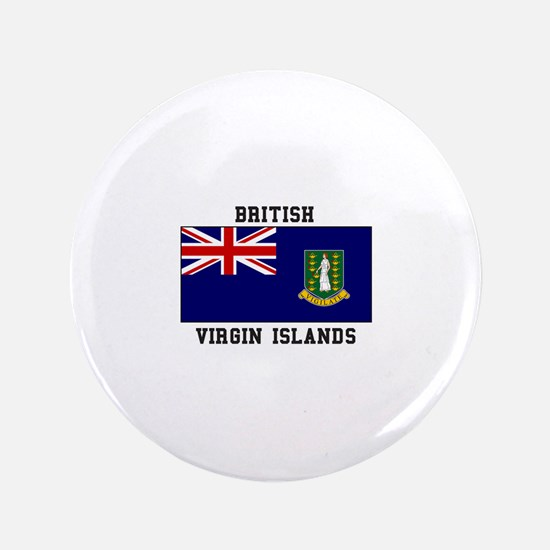 British Virgin Islands Button