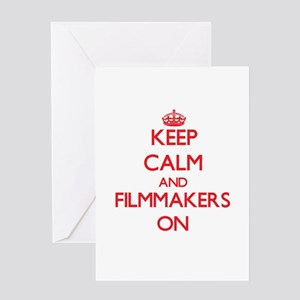 Filmmakers Greeting Cards
