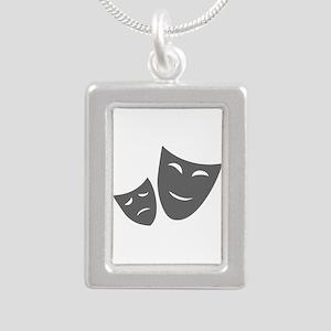 movies film 99-Sev gray Necklaces