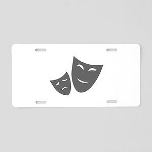 movies film 99-Sev gray Aluminum License Plate