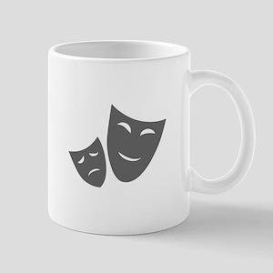movies film 99-Sev gray Mugs
