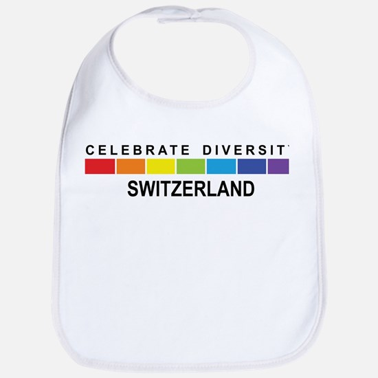 SWITZERLAND - Celebrate Diver Bib