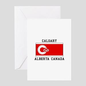 Calgary stampede greeting cards cafepress calgary alberta canada greeting cards m4hsunfo