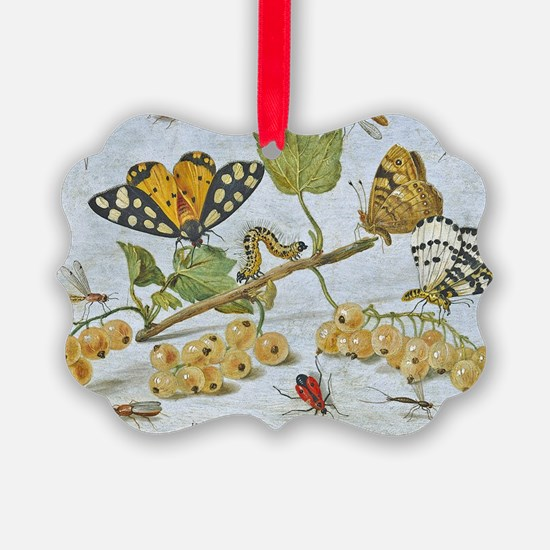 Insects Crawling Ornament