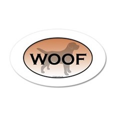 Woof.png Wall Decal