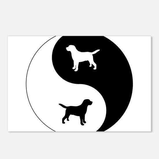 Yin Yang Lab Postcards (Package of 8)