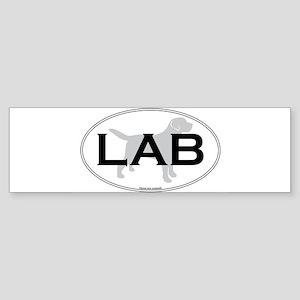 LABRADOR II Sticker (Bumper)