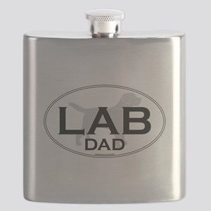 LABRADOR DAD II Flask