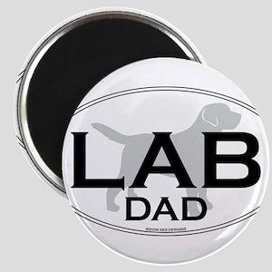 LABRADOR DAD II Magnet