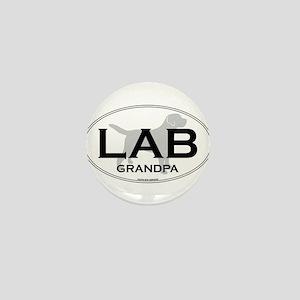 LAB GRANDPA II Mini Button