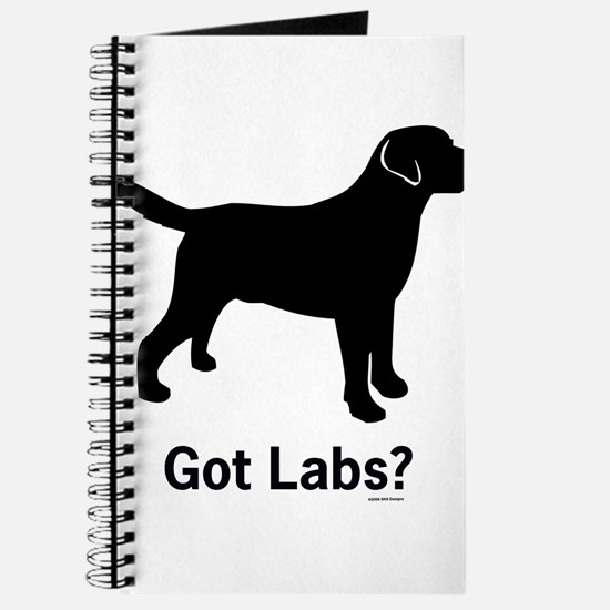 Got Labs? Silhouette Journal