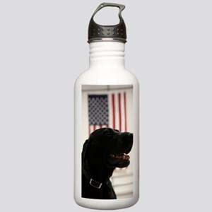 All-American Black Lab Stainless Water Bottle 1.0L