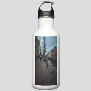 Mysterious Amsterdam Stainless Water Bottle 1.0L