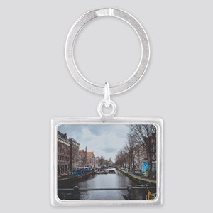 Lazy Day Landscape Keychain