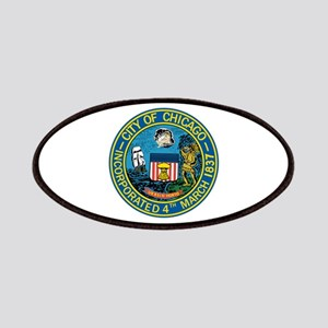 City of Chicago Seal Patch
